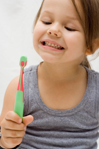 Brush Teeth for Cavity Prevention